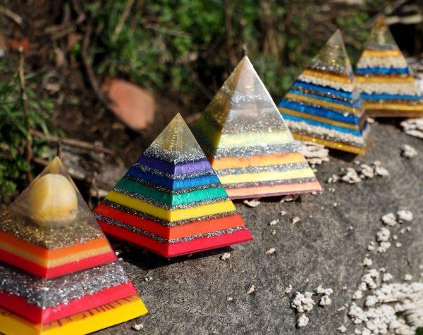 Orgonit piramide